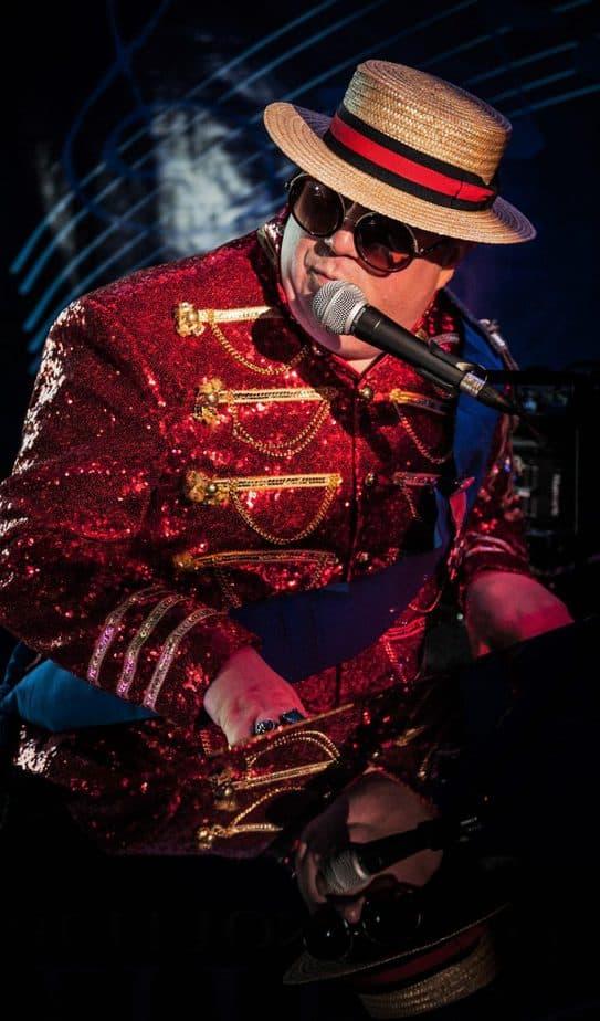 Rocket Man Elton John
