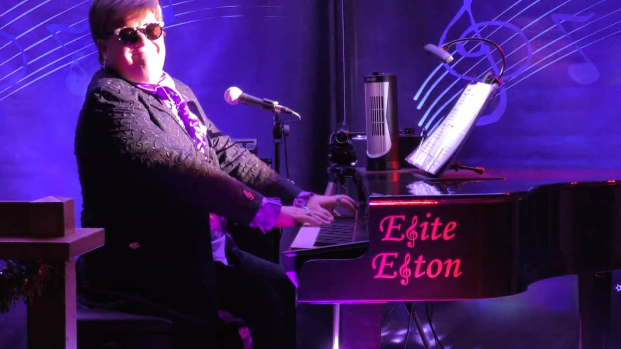 Elite Elton (Elton John Tribute Act) Live