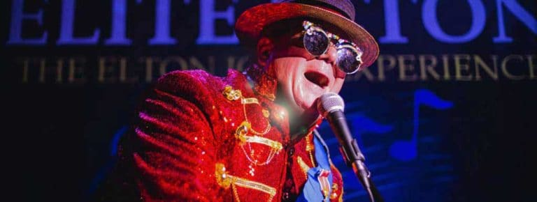 Elite Elton (Elton John Tribute Act) live show