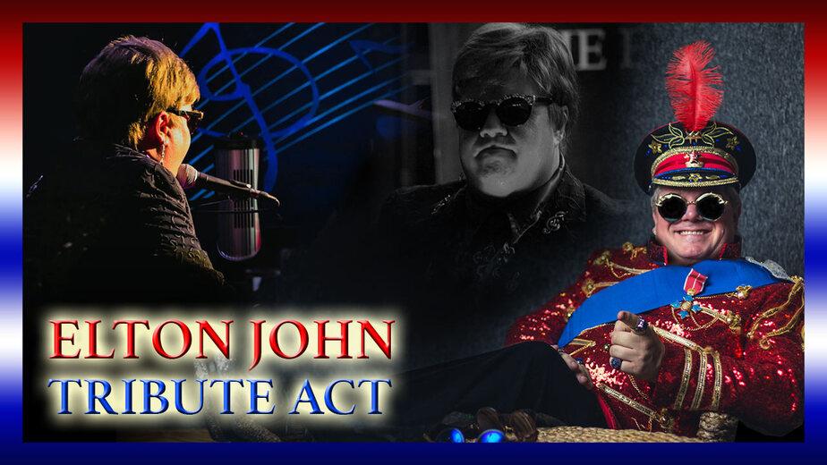 Elton John Tribute Elite Elton