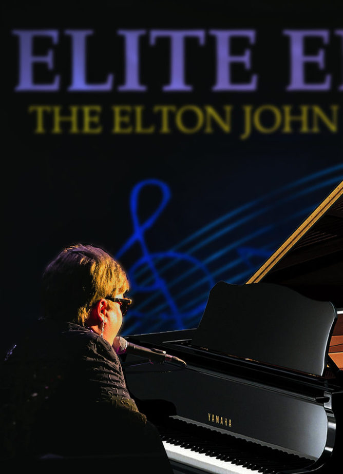 Elton John Tribute Elite Elton