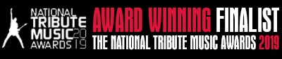 Elite Elton Award Winning Finalist National Tribute Awards